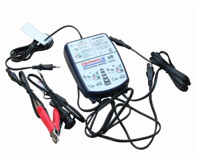 цены Зарядное устройство Optimate Tm450 optimate 3 x2