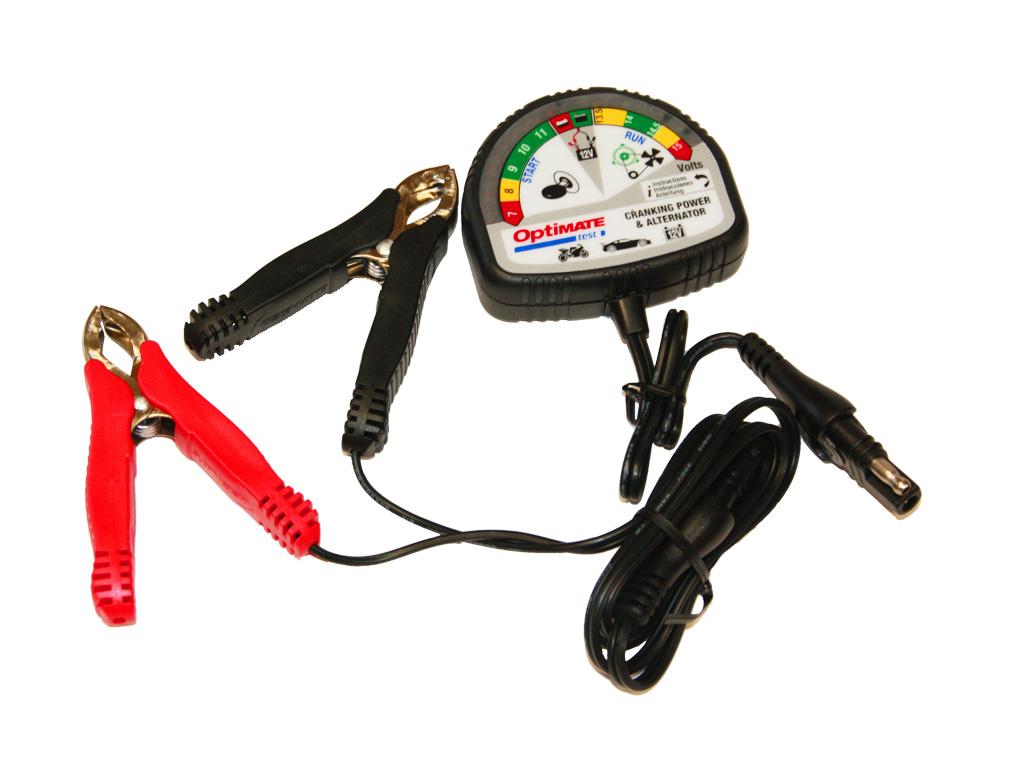 Тестер батарей Optimate Ts120 детектор sinometer ts 72