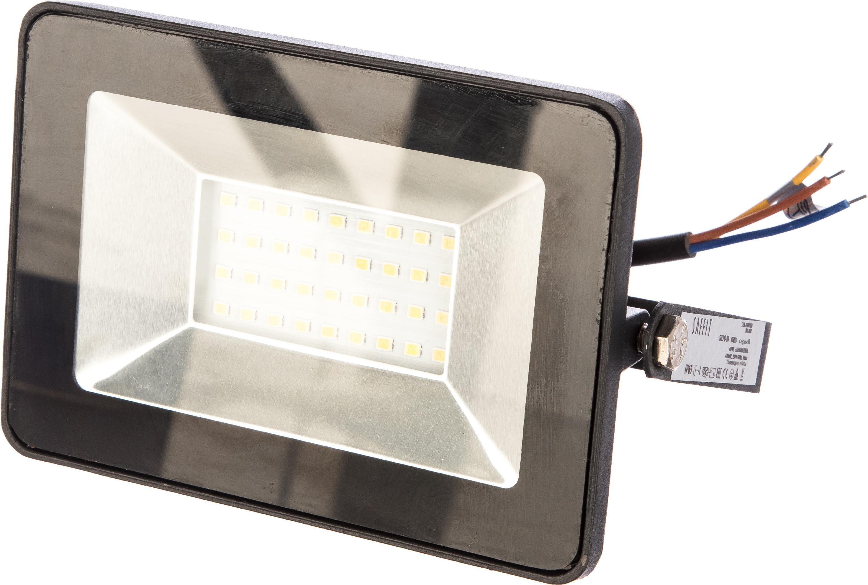 Прожектор светодиодный Saffit Sfl90-30 2835 smd 30w
