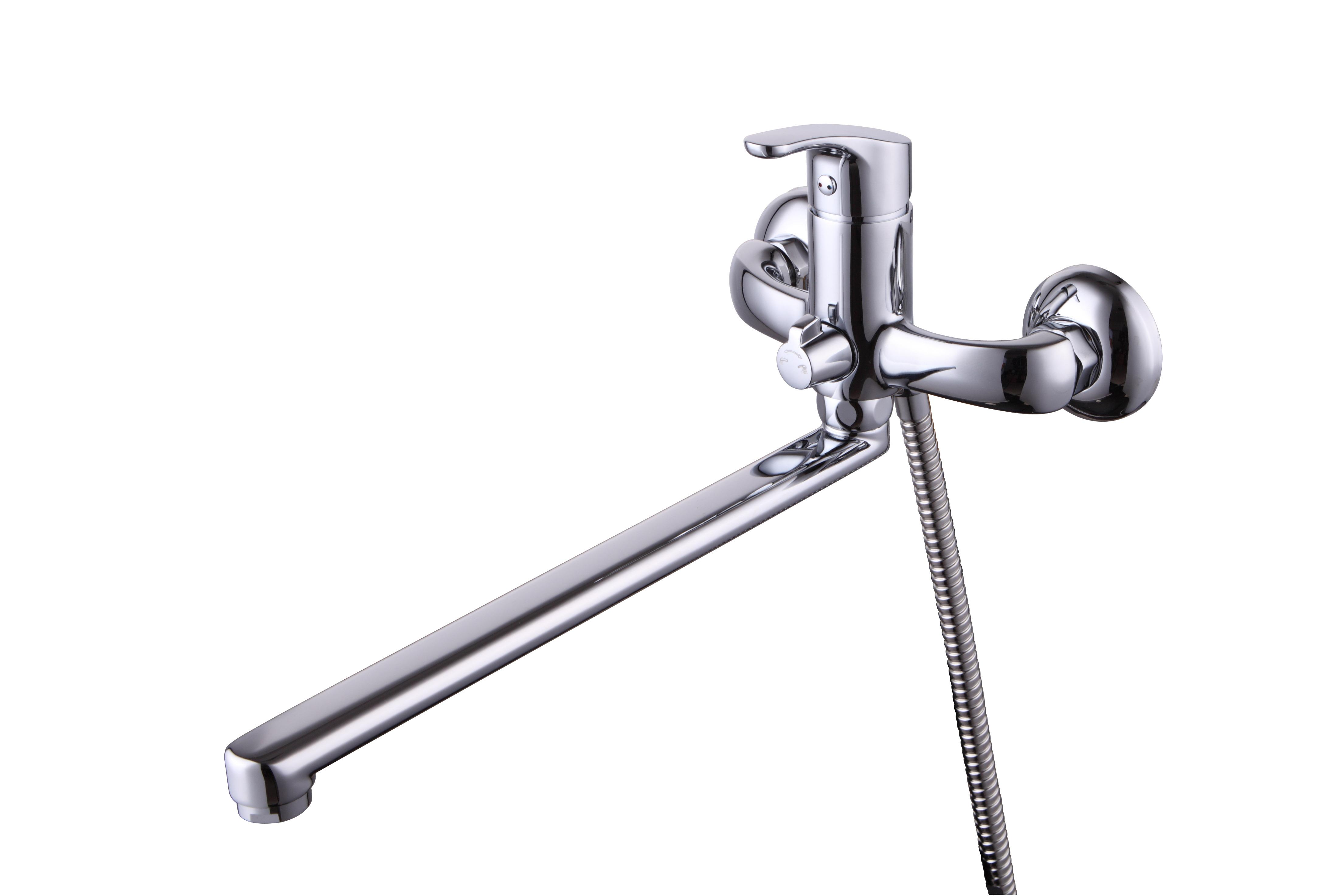 Смеситель Zenta Z1402 смеситель для ванны zenta файн z1402