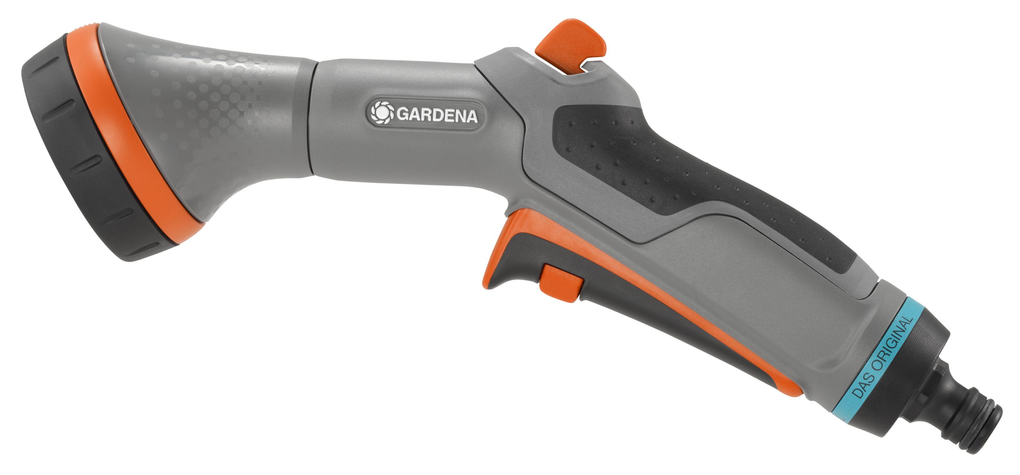 Пистолет Gardena Comfort 18323-20 пистолет распылитель gardena comfort 18315 20 000 00