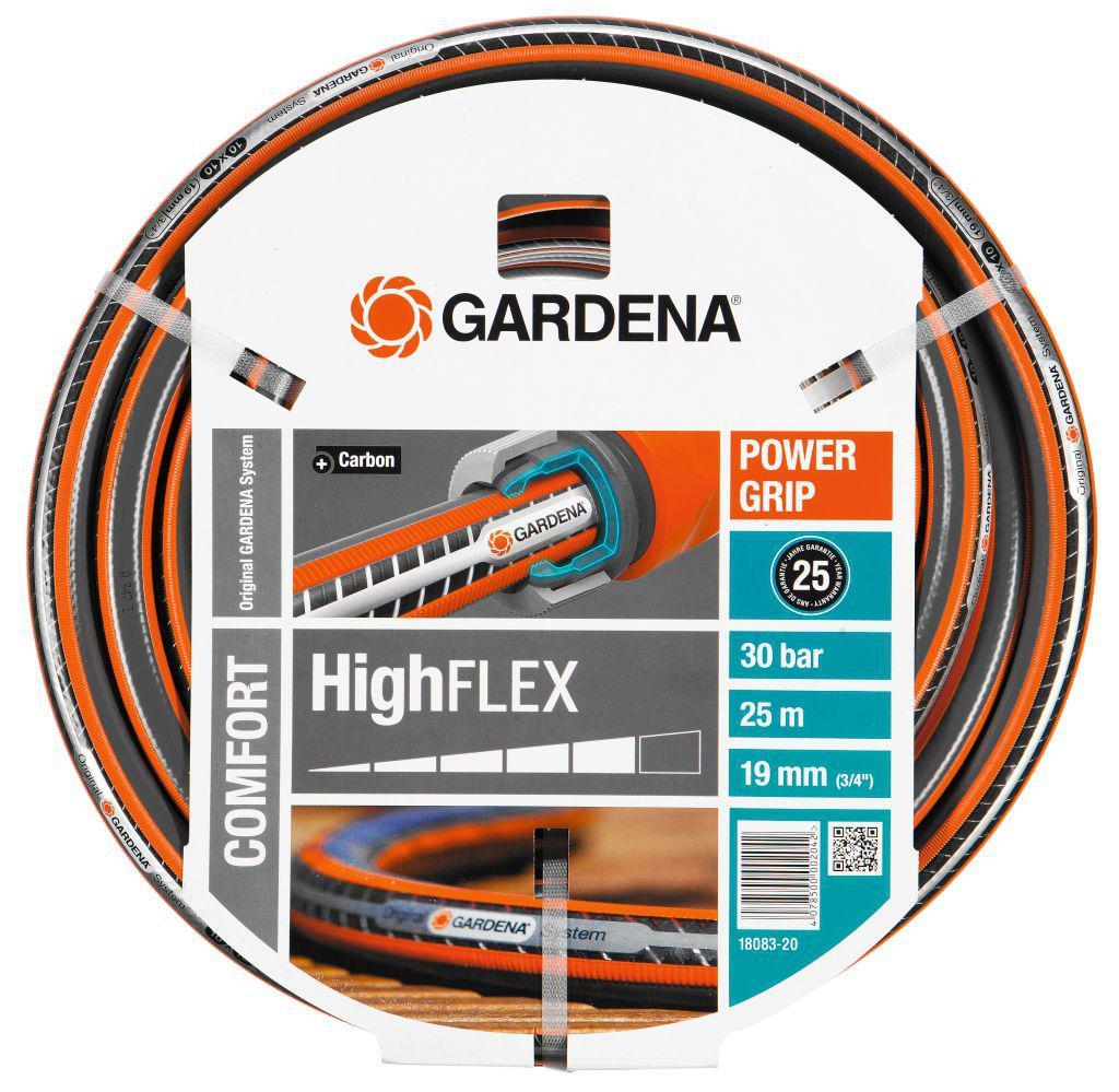 Шланг Gardena Highflex 18083-20 шланг gardena 01346 20
