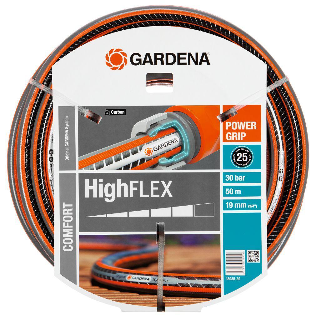 где купить  Шланг Gardena Highflex 18085-20  по лучшей цене