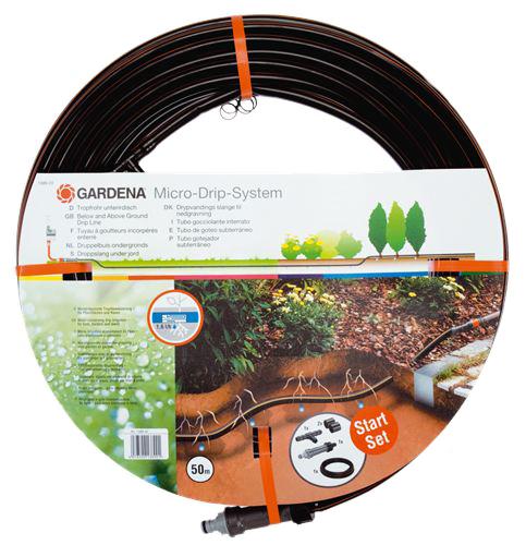 Купить Шланг Сочащийся Gardena 01389-37