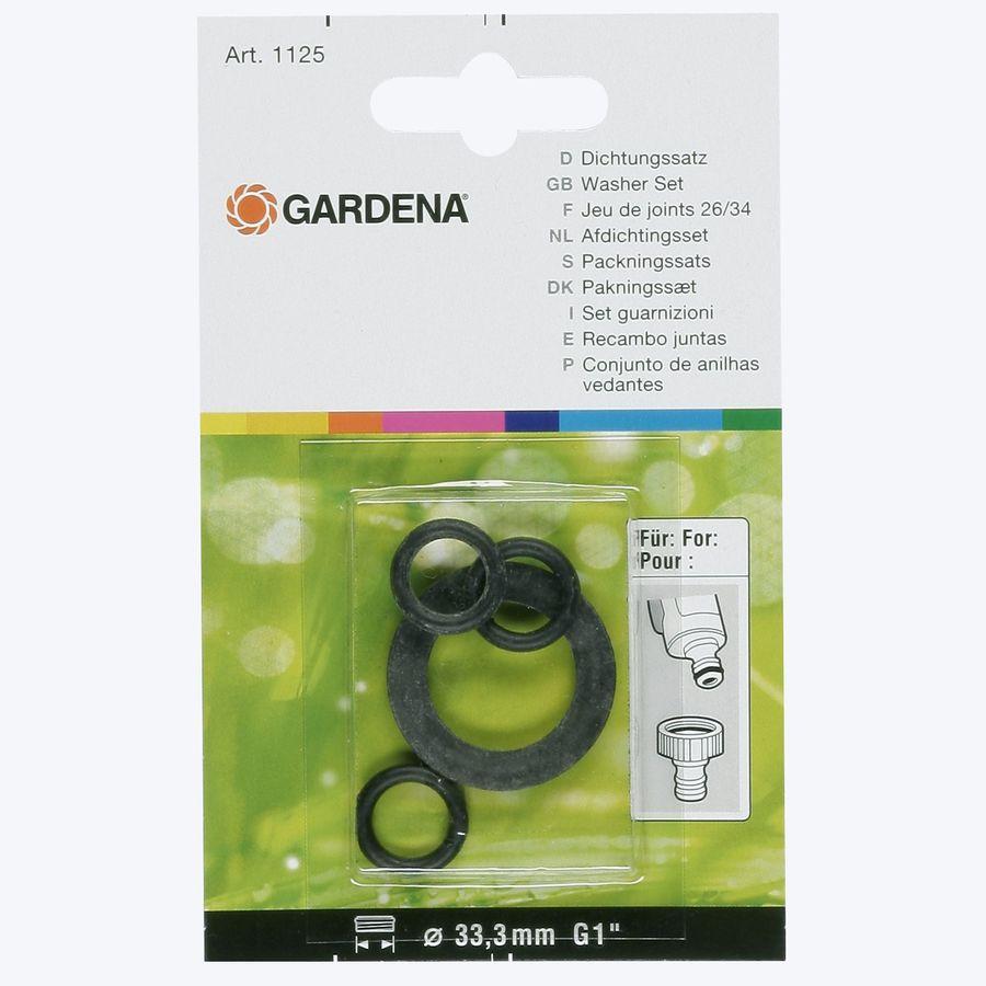 Прокладка Gardena 01125-20 комплект прокладок gardena 01125 20 000 00