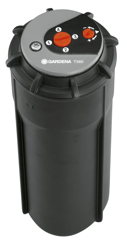 Турбодождеватель Gardena T 380 08205-29 дождеватель gardena t 200 08203 29 000 00
