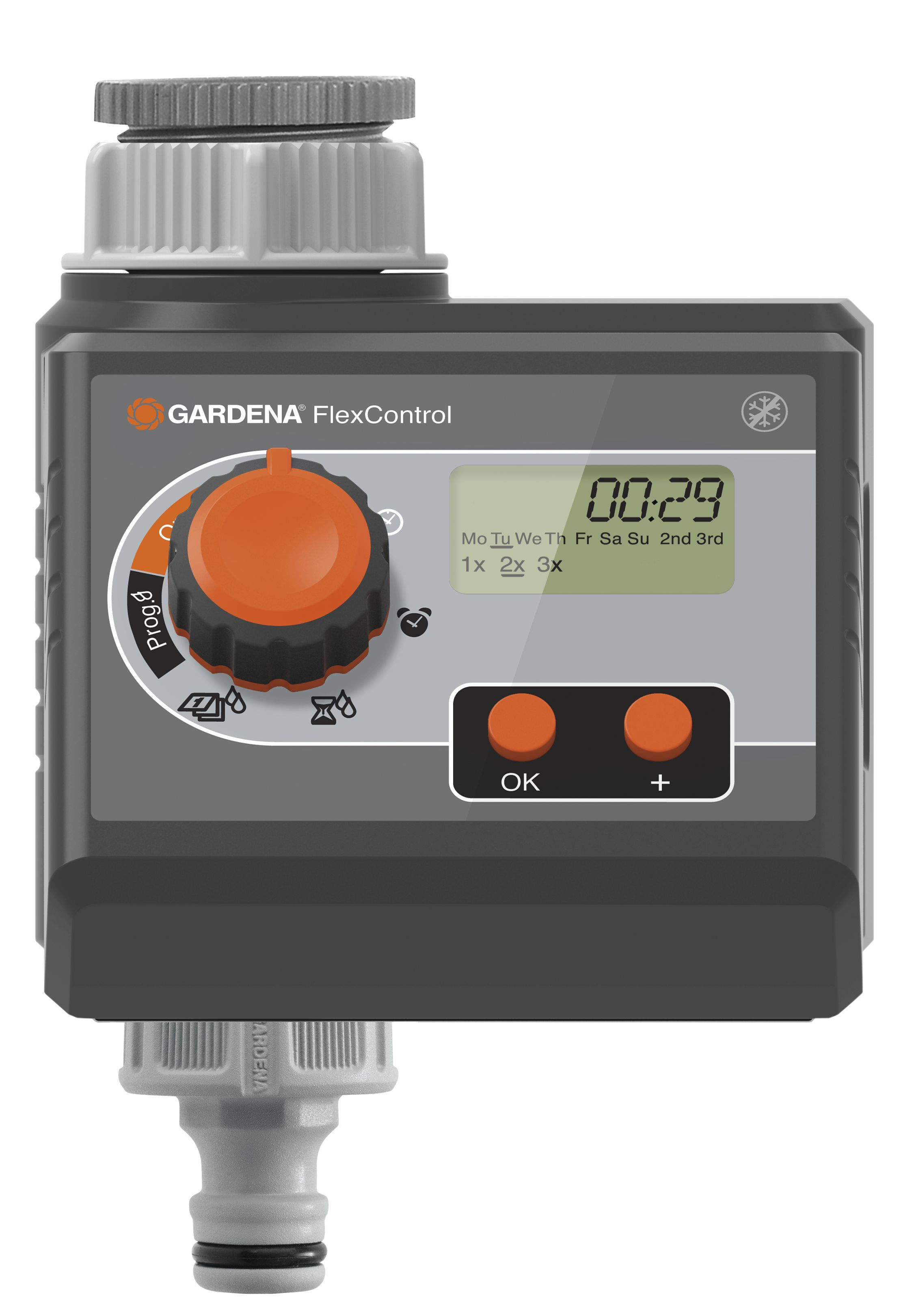 Таймер Gardena Flexicontrol 01883-29