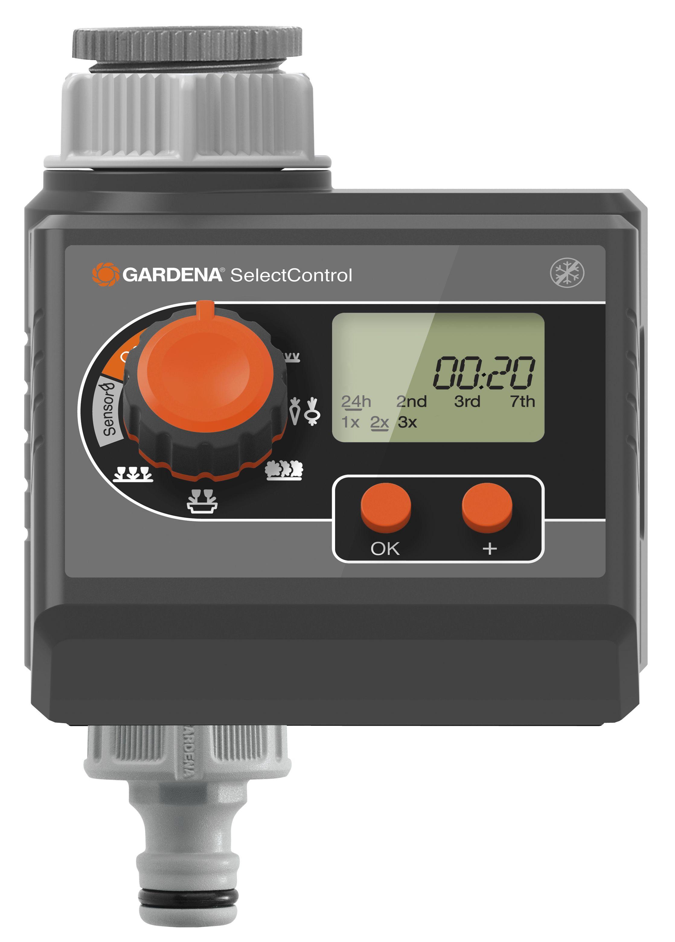 Таймер Gardena Selectcontrol 01885-29