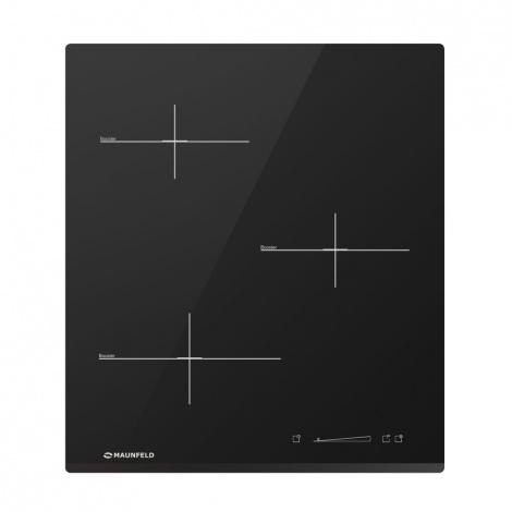 Панель варочная Maunfeld Mvi45 3hz 3bt-bk