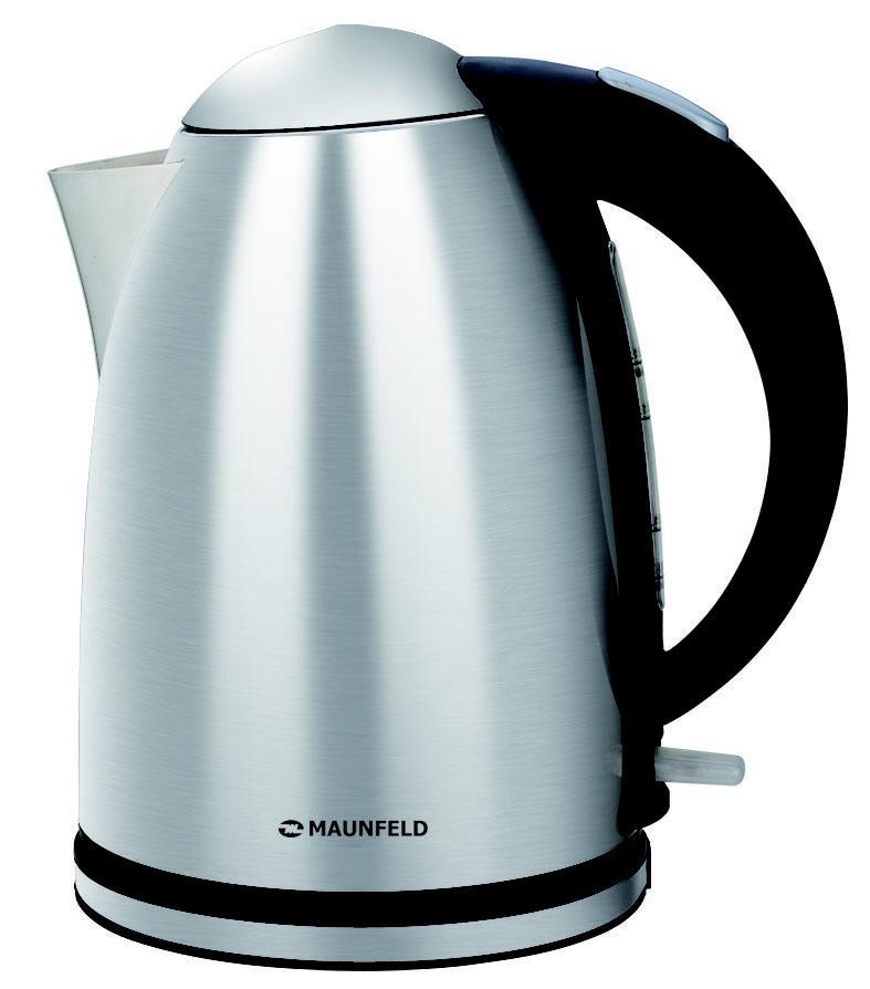 Чайник Maunfeld Mfk-743s чайник электрический maunfeld mfk 743s
