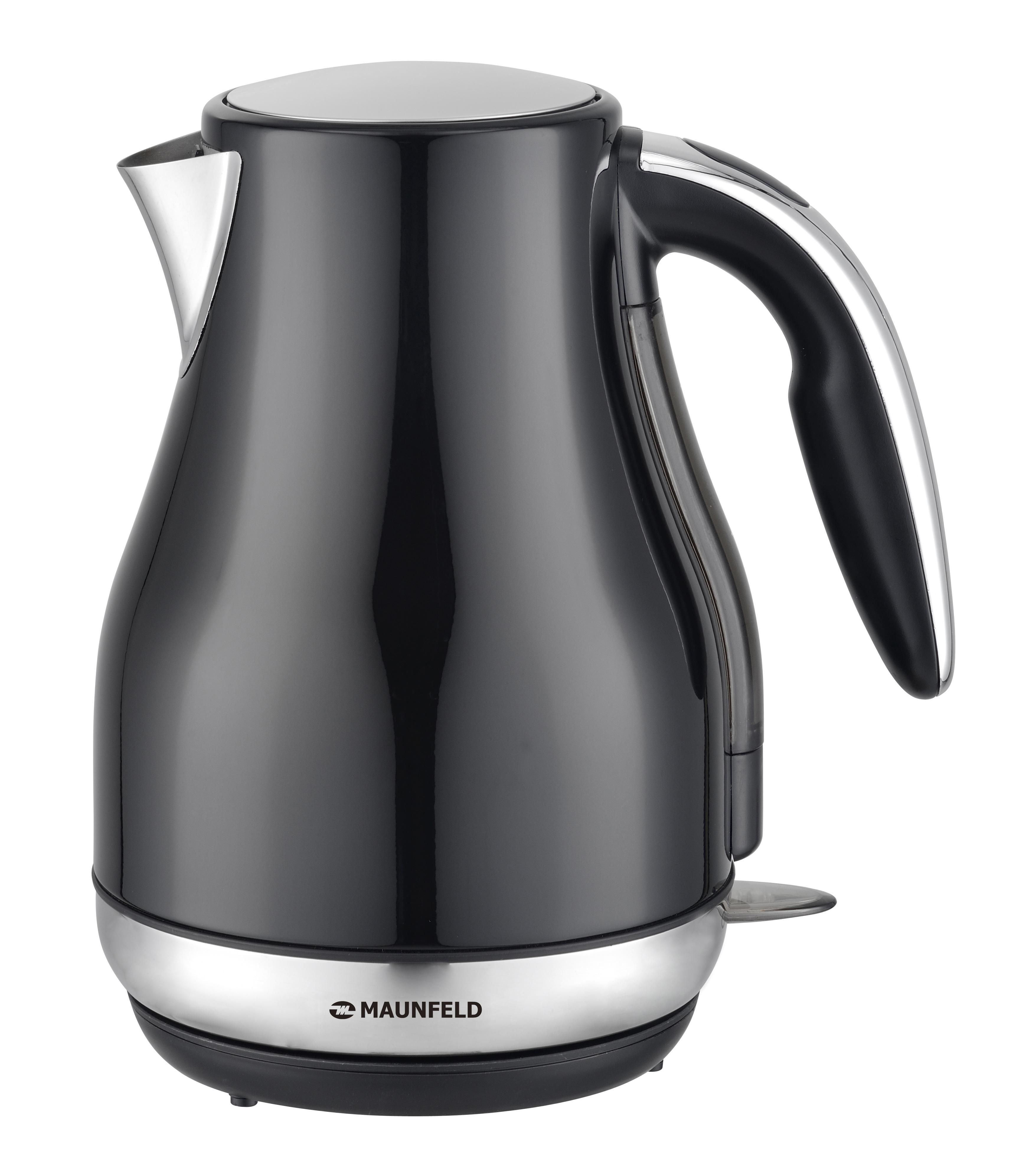 Чайник Maunfeld Mfk-794bk чайник электрический maunfeld mfk 743s