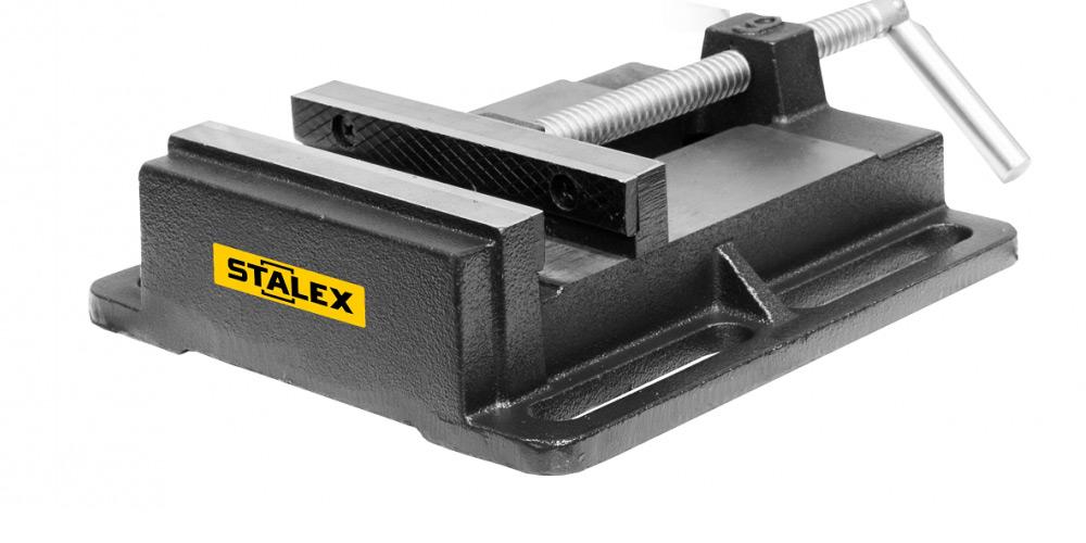 Тиски Stalex Бульдог q193a станочные тиски bosch ms 100 g 2608030057