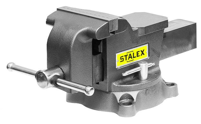 Тиски Stalex Горилла m40d lorpen skw