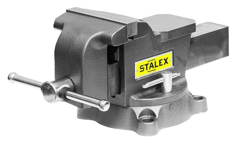 Тиски Stalex Горилла m50d
