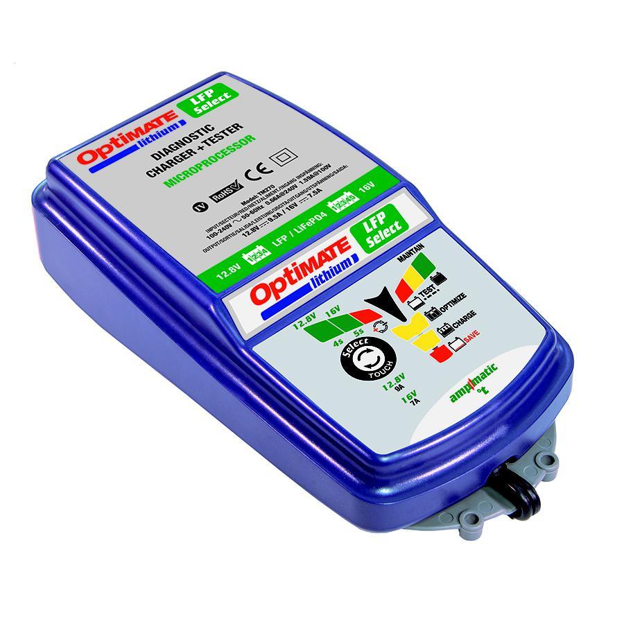 Зарядное устройство Optimate Tm270 optimate lithium 4s 5s
