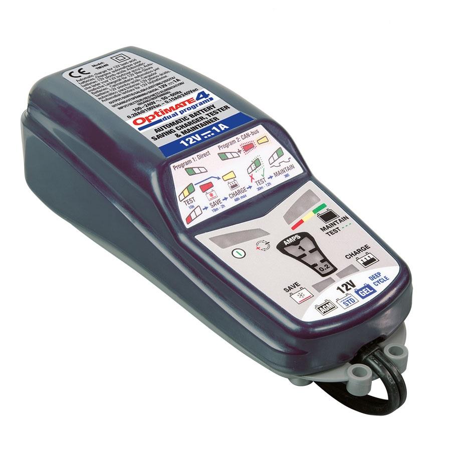 Зарядное устройство Optimate Tm340 optimate 4 dual program индикатор optimate o120