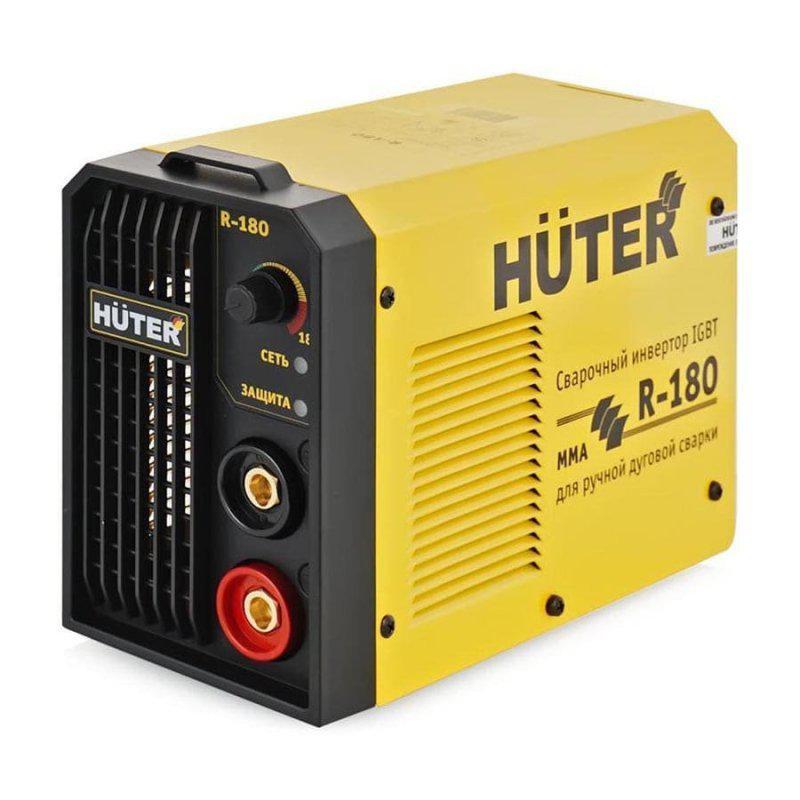 Сварочный аппарат Huter R-180 сварочный аппарат huter r 220 инверторный