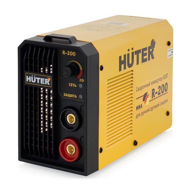 Сварочный аппарат Huter R-200 сварочный аппарат huter r 220 инверторный