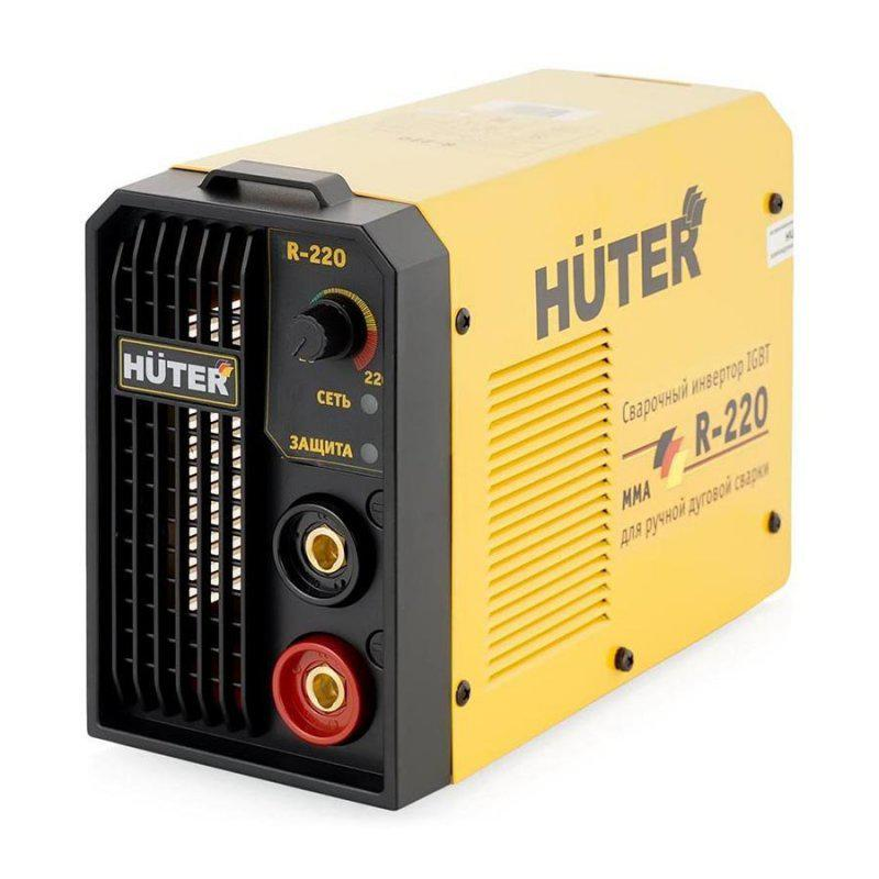 Сварочный аппарат Huter R-220  сварочный аппарат huter r 220 инверторный