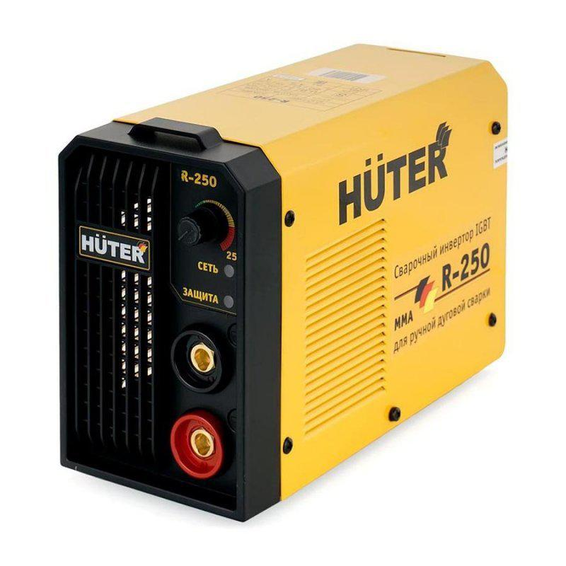 Сварочный аппарат Huter R-250  сварочный аппарат huter r 220 инверторный