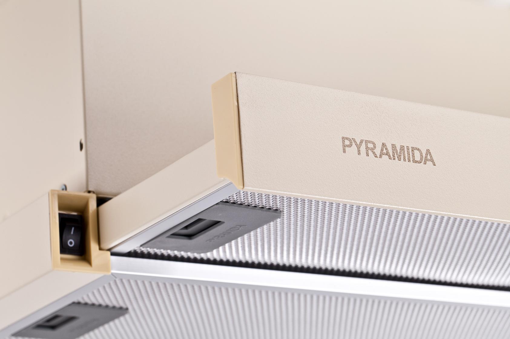 Вытяжка Pyramida Tl 60 iv