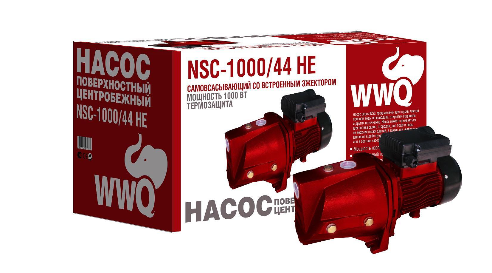 Центробежный насос Wwq Nsc-1000/44he насос wwq nsf600