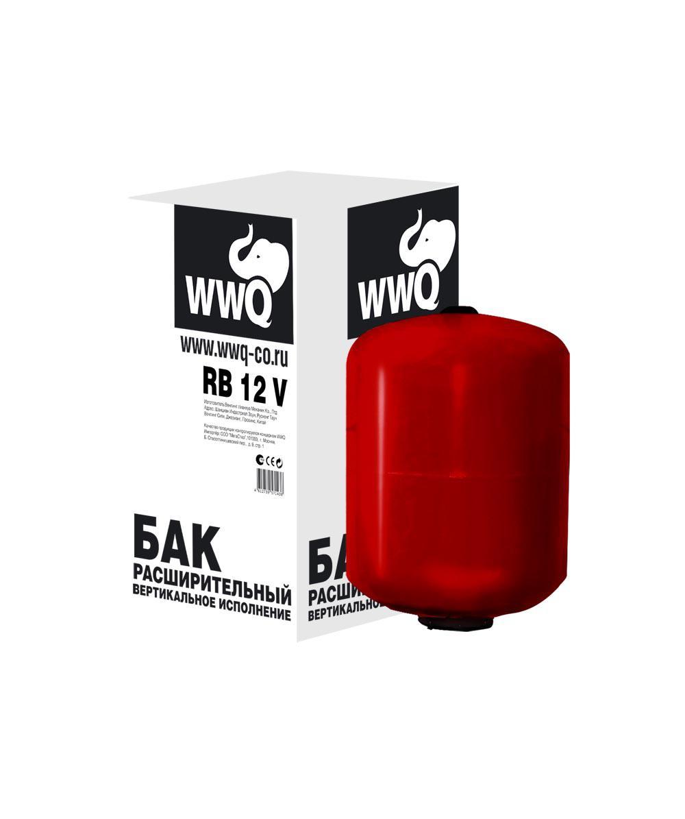 Мембранный расширительный бак Wwq Rb 12v wwq nsv4 10