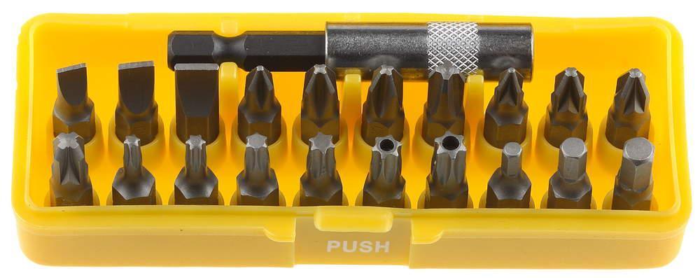 Набор бит Stayer 2-26087-h21 камера панасоник sdr h21 батарейку