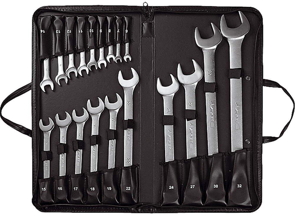 Ключ Stayer 2-271259-h19 (6 - 32 мм) набор ключей комбинированных stayer professional 2 271251 h7