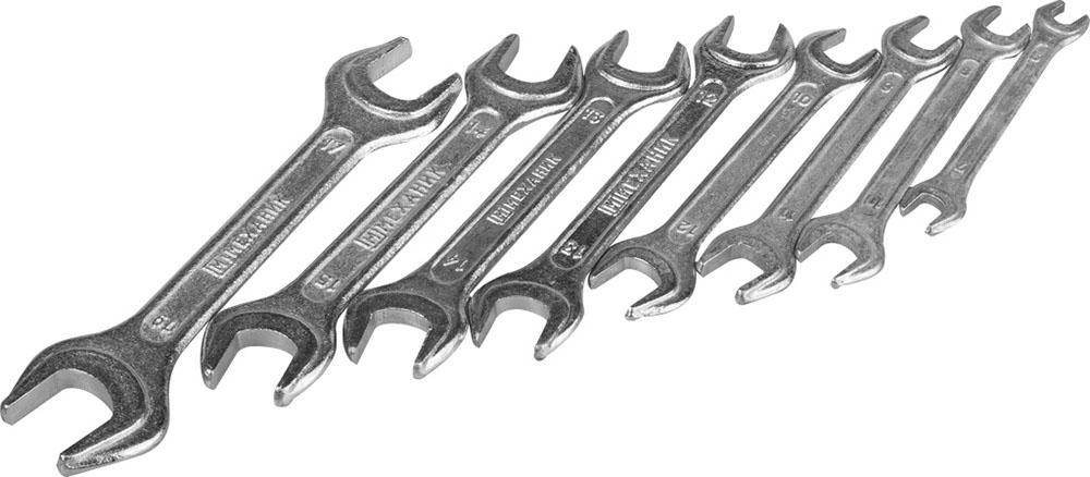 Купить Набор ключей Nn З 27015-h8 (6 - 19 мм)