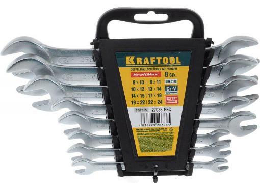Ключ гаечный KRAFTOOL 27033-H8C
