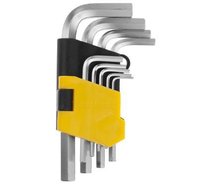 Набор ключей STAYER 2740-H9