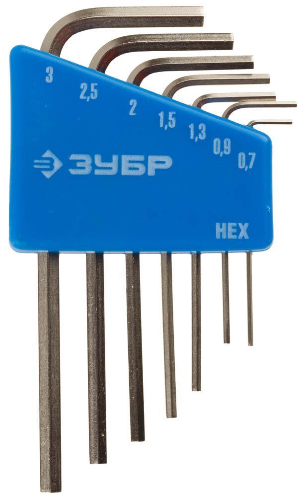 Купить Набор ключей ЗУБР 27471-h7