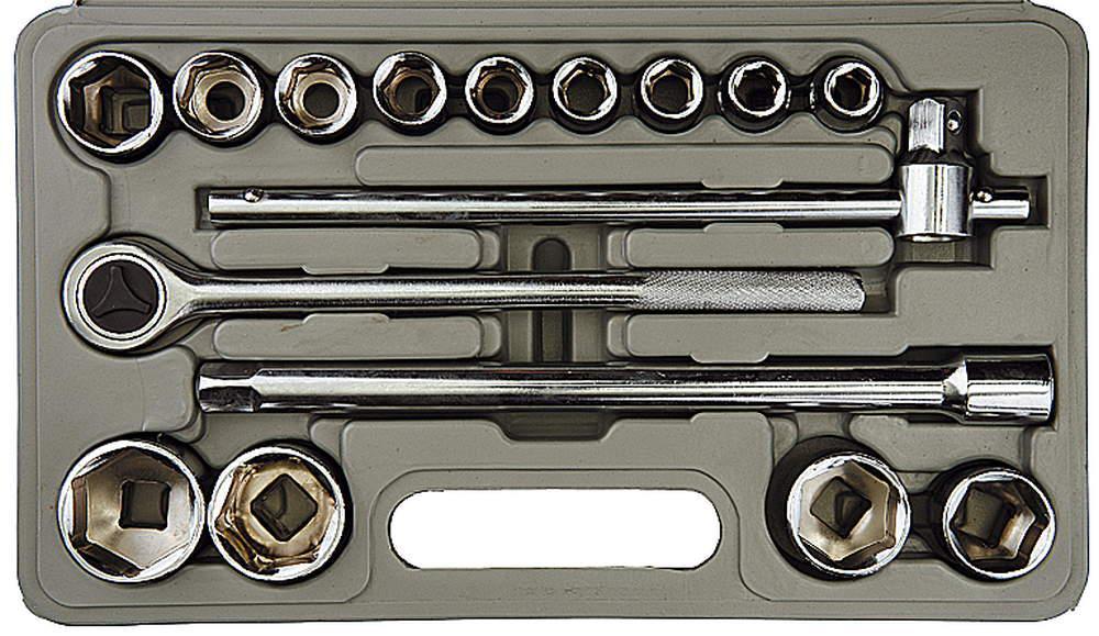 Набор инструментов Stayer 27583-h16 набор инструментов kraftool для обслуживания велосипеда 16 в 1 26182 h16