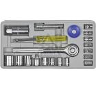 Набор инструментов DEXX 27602-H20