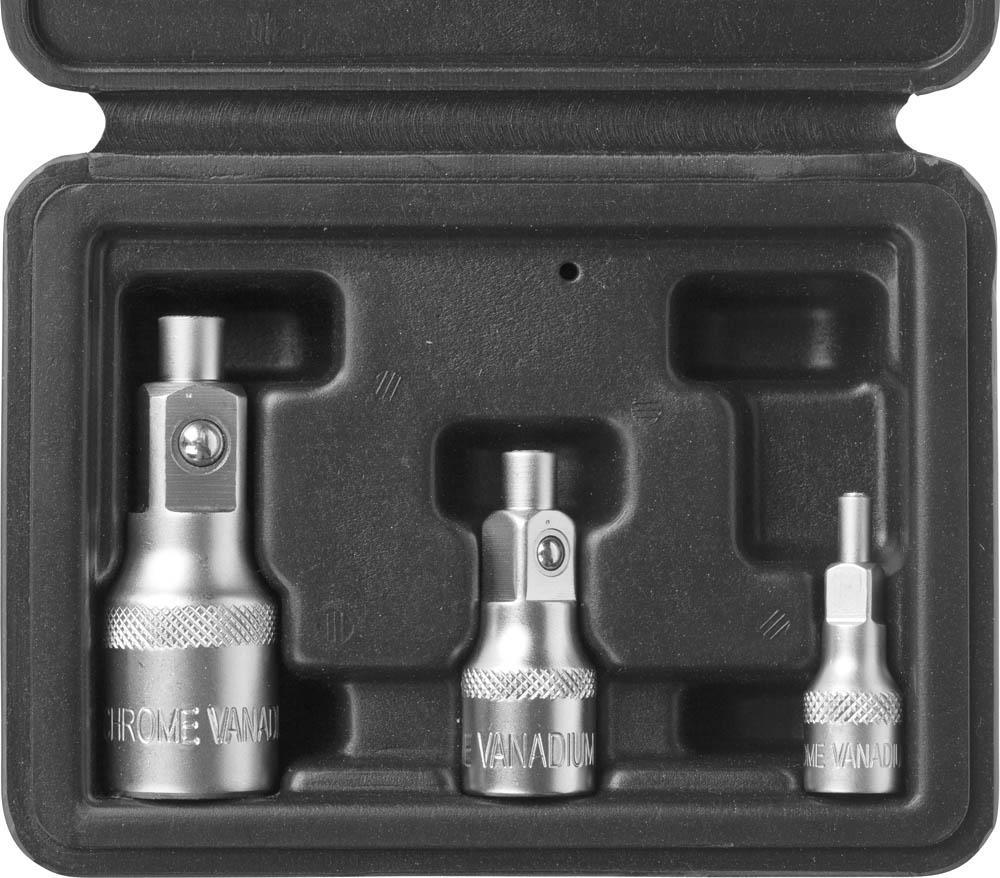Адаптер ЗУБР 27712-h3 инструмент токарные резцы зубр 18371 h3