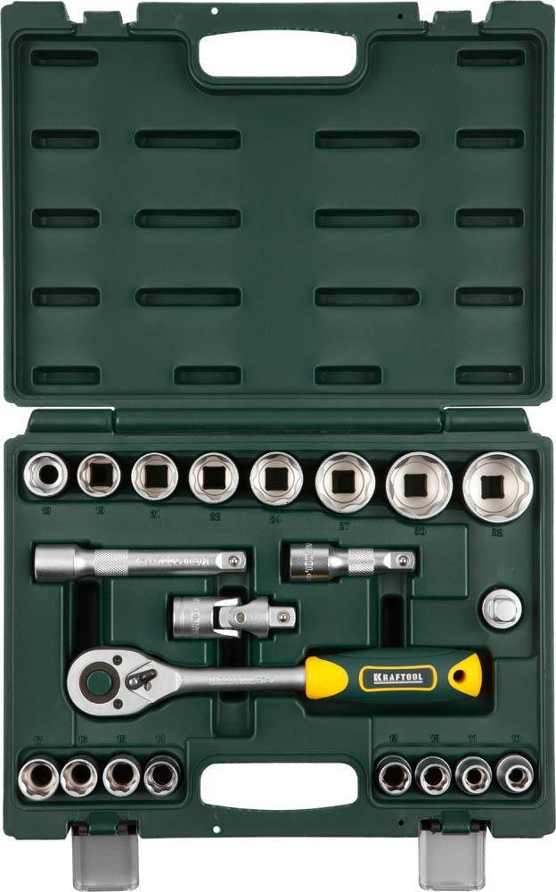 Набор инструментов Kraftool Expert qualitat 27882-h22_z02 набор инструментов kraftool 66 предметов expert 27976 h66