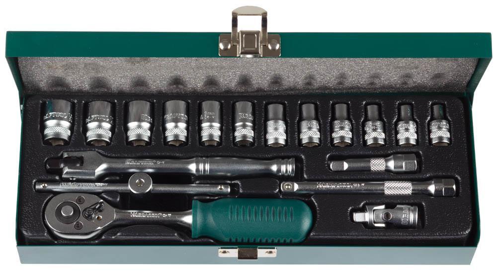 Набор инструментов Kraftool Industrie qualitat 27890-h18_z01