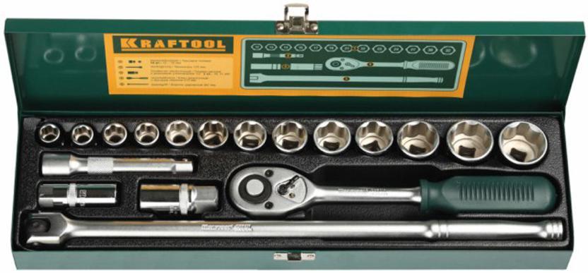 Набор инструментов Kraftool Industrie qualitat 27892-h18