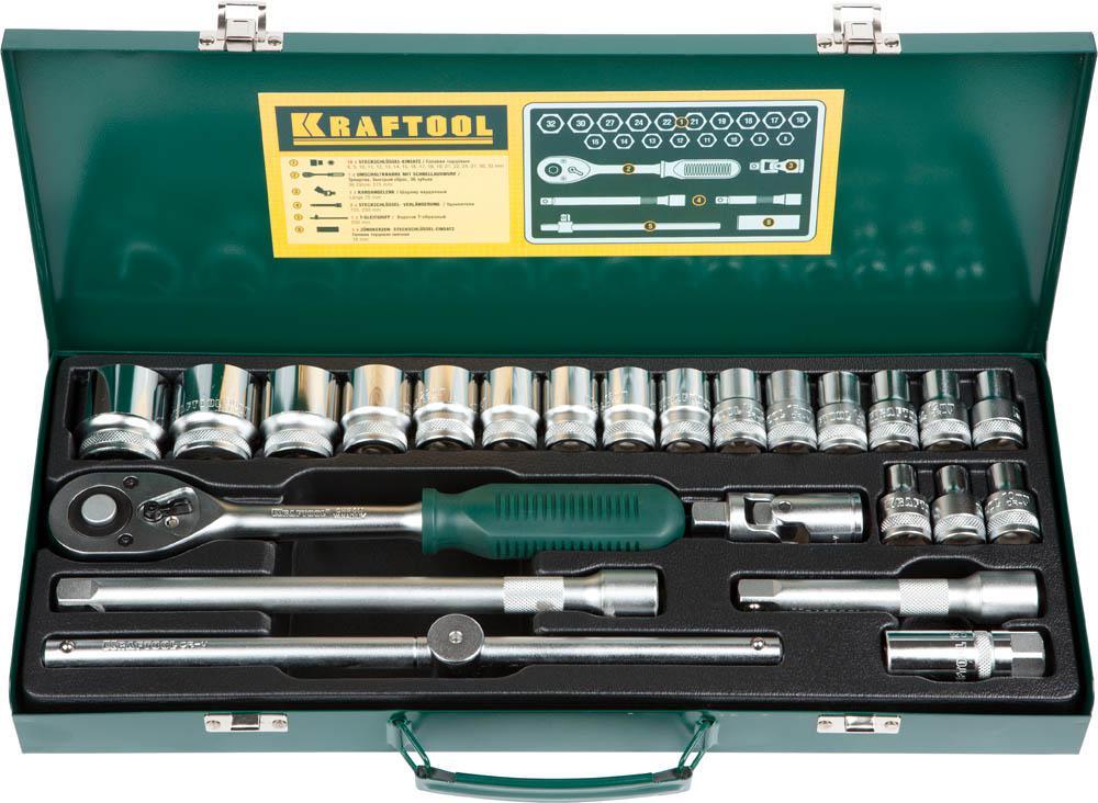 Набор инструментов Kraftool Industrie qualitat 27892-h24_z01
