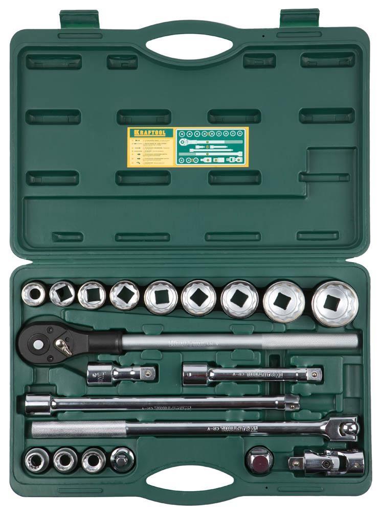 Набор инструментов Kraftool Industrie qualitat 27895-h20_z01 все цены