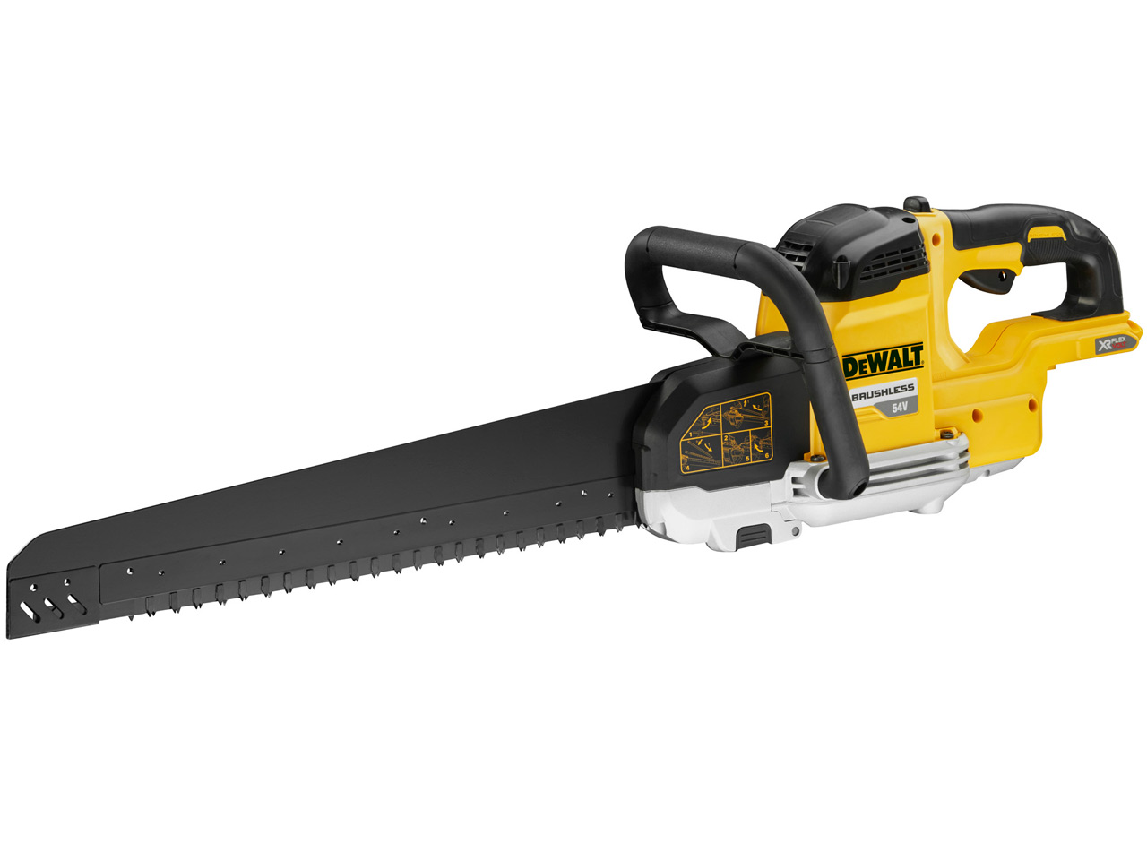 Пила Dewalt Dcs397nxj пила defort dcs 165n