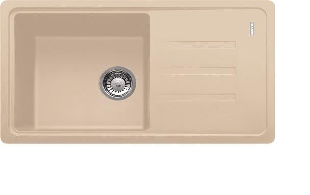 Мойка кухонная Franke Bsg611-78 бежевый кухонная мойка franke rog 611 бежевый 114 0157 905