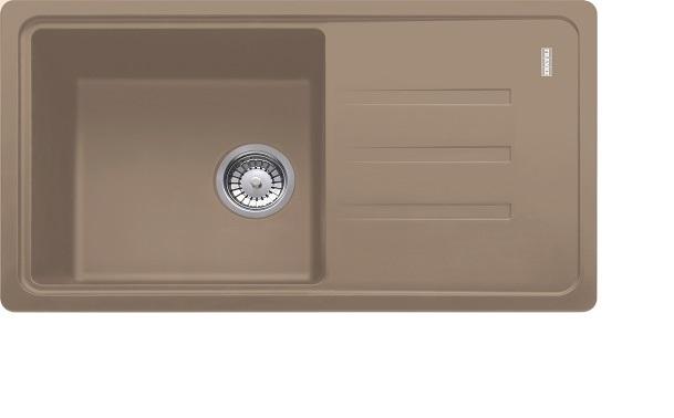 Мойка кухонная Franke Bsg611-78 миндаль мойка кухонная franke ronda rog 611 ваниль 114 0296 605
