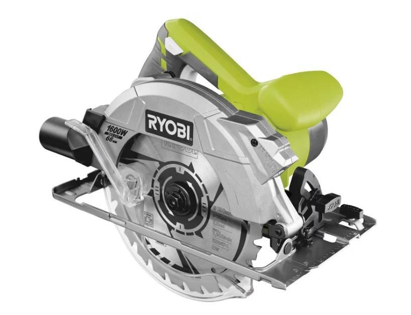 Пила циркулярная Ryobi Rcs1600-pg
