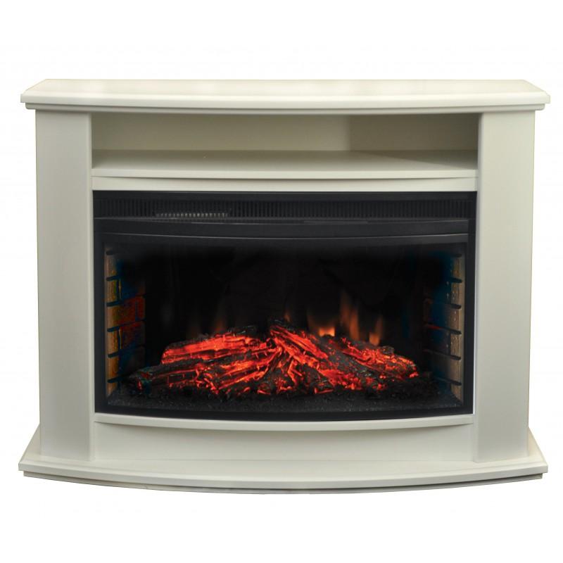 Электрокамин Real flame Govard 33w wt + firespace 33w s ir