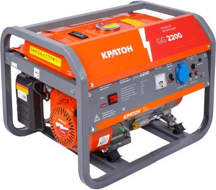 Бензиновый генератор КРАТОН GG-2200
