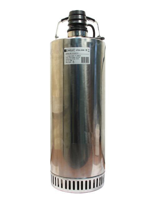 Дренажный насос Unipump Spsn-2200 насос unipump акваробот jet 100 l г а 2л 45190