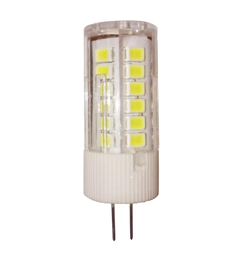 Лампа светодиодная Asd Led-jc-standard 3Вт 12В g4 3000К бра mw 465022805 жаклин 3х20вт g4 2 3 в chipled 12 в металл