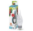 Лампа светодиодная ASD LED-СВЕЧА НА ВЕТРУ-standard 3.5Вт 230В Е27 4000К